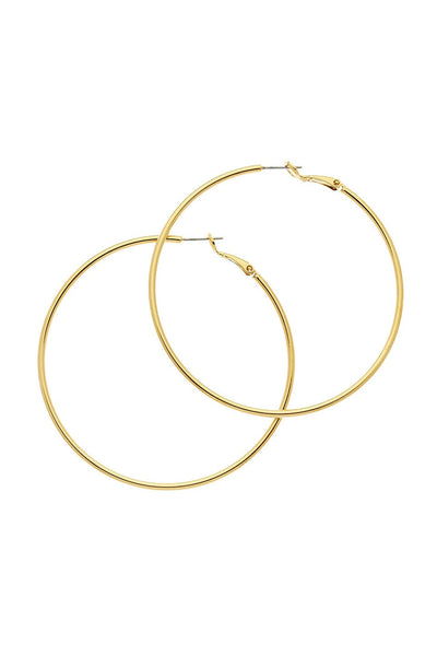 Hoop Earrings - SHOPJAUS - JAUS