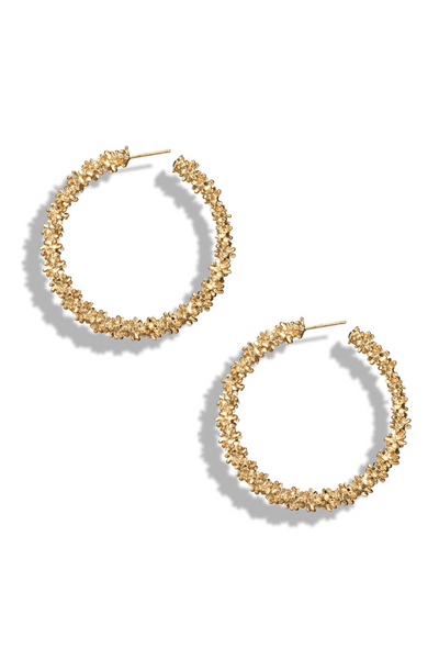 Stefani Earrings - Gold