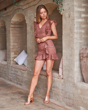 Gracie Dress - Mauve - SHOPJAUS - JAUS