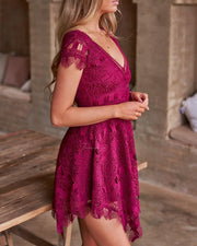 Havana Dress - Fuchsia