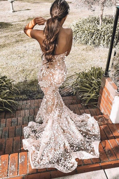 Jadore JX1097 Gown - Champagne