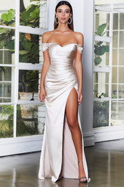 Adah Gown - Cream