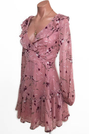 Donna Dress - Rose - SHOPJAUS - JAUS