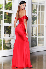 Adah Gown - Red