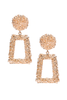 Mackenzie Earrings - Gold - SHOPJAUS - JAUS
