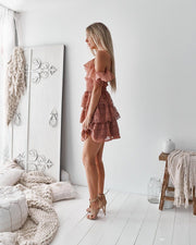 Olivia Dress - Mauve - SHOPJAUS - JAUS