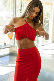Desire Top - Red
