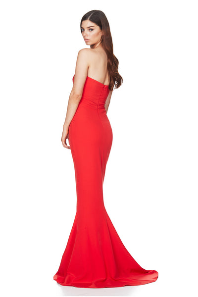 435340b2e4 Nookie Angelina Gown - Cherry