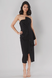 Stellina Midi Dress - SHOPJAUS - JAUS