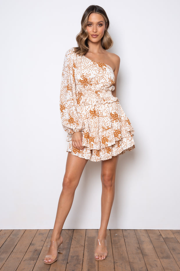 Tampa Dress - Beige