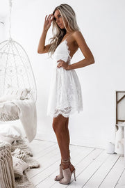 Aurelia Dress - White (PREORDER) - SHOPJAUS - JAUS