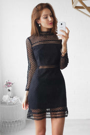 Wanderlust Dress - Black - SHOPJAUS - JAUS