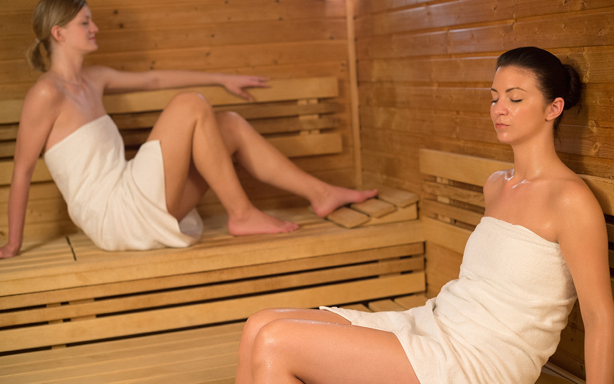 Sauna and Cold Plunge