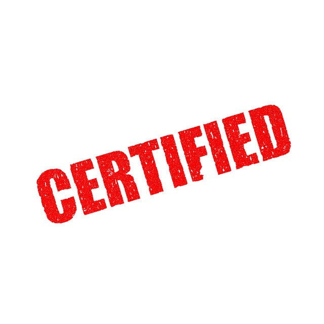 What does CertiPUR-US® certified mean?
