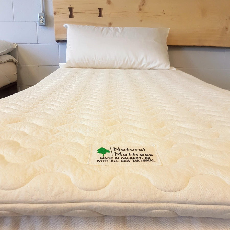 Natural Mattress Mattresses Natural Latex Topper