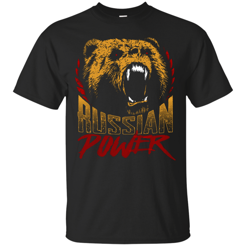 Russian Power T-Shirt