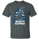 What's Poppin T-Shirt