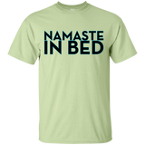 Namaste In Bed T-Shirt