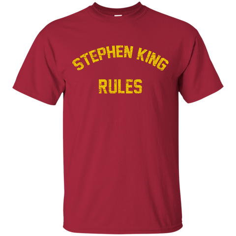 King Rules T-Shirt