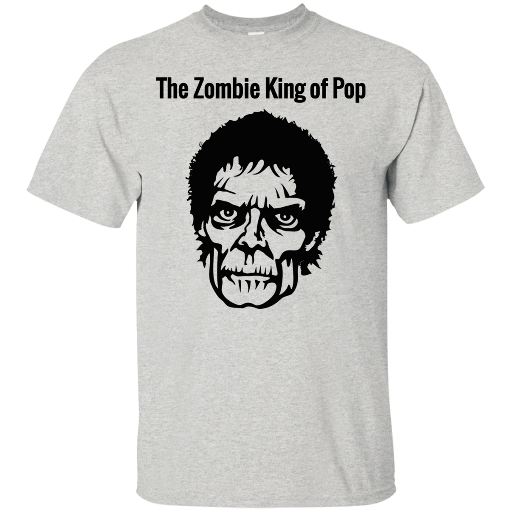 Zombie King of Pop T-Shirt