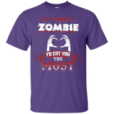 Eat You The Most T-Shirt