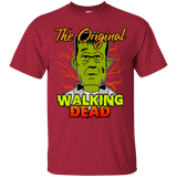 The Original Walking Frank T-Shirt
