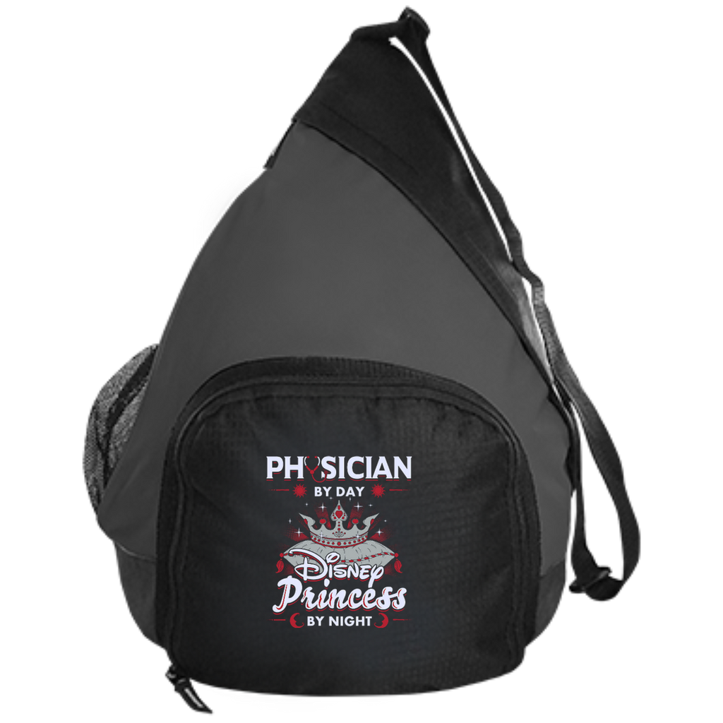 Physician By Day Princess By Night Active Sling Pack