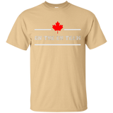 On The Eh Team Canadian Maple Leaf T-Shirt