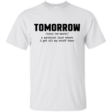 Tomorrow T-Shirt