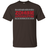 Zombie Apocalypse Excitement T-Shirt