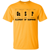 GaSP The Elements of Surprise Periodic Table T-Shirt