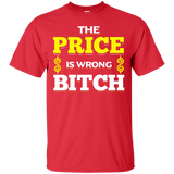 Price is Wrong T-Shirt