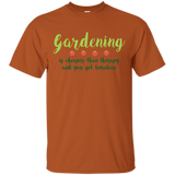 Gardening Therapy T-Shirt