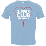 Zipper Club Member Jersey Tee