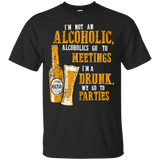 Alcoholic T-Shirt