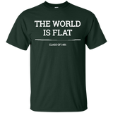 World Is Flat T-Shirt