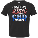 CHD Fighter Toddler Jersey Tee