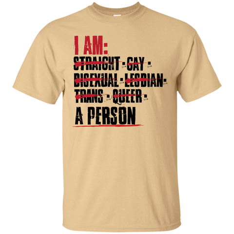 I am a Person T-Shirt