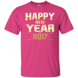Happy New Year 2017 T-Shirt