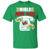 World Phone Wars USA Vs. AU T-Shirt