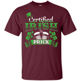 Certified Irish Prick T-Shirt