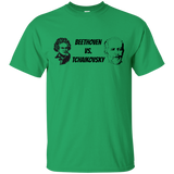Beethoven Vs Tchaikovsky T-Shirt