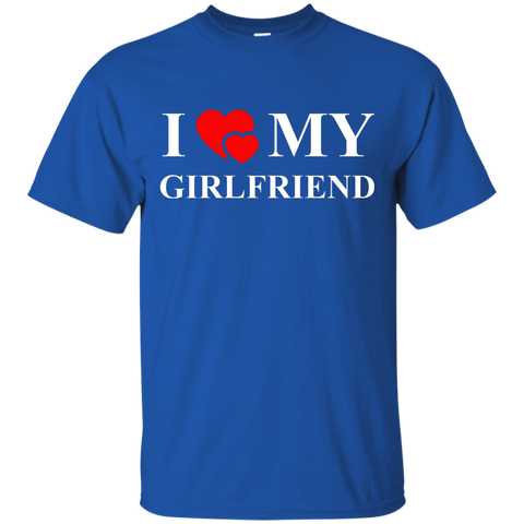I Double Heart My Girlfriend T-Shirt