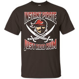 Instant Pirate Just Add Rum T-Shirt