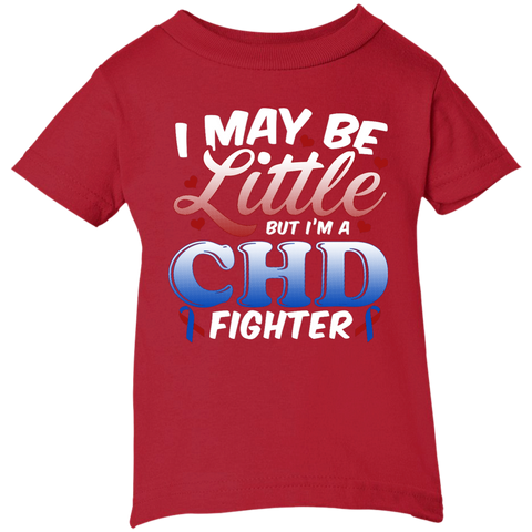 CHD Fighter Infant Short Sleeve T-shirt