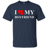 I Double Heart My Boyfriend T-Shirt