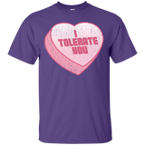I Tolerate You Candy Heart T-Shirt