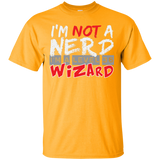 I'm Not A Nerd I'm A Level 36 Wizard T-Shirt