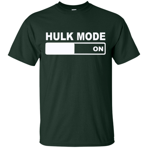Hulk Mode Now Loading T-Shirt