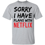 Sorry I Have Plans T-Shirt